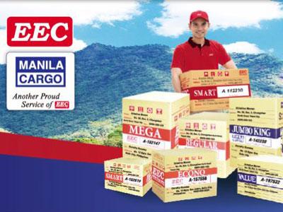 EEC Express Cargo - Balikbayan Box in Taiwan